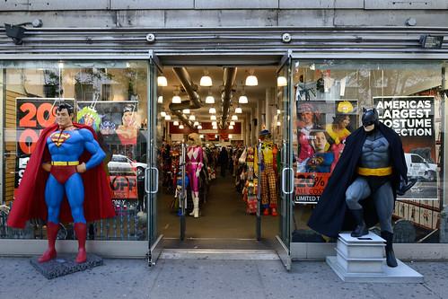 14th Street Superheroes