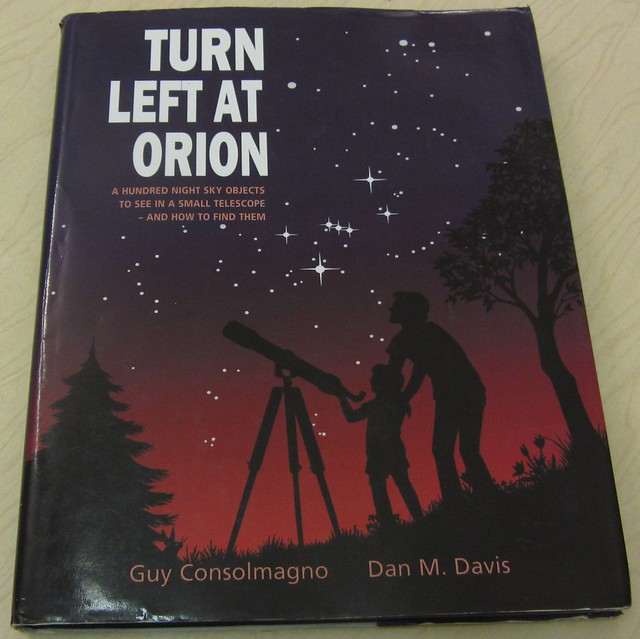 IMG_4573 Turn Left at Orion book