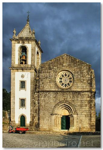 Igreja Matriz de Fonte Arcada by VRfoto