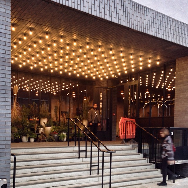 The new acehotel in shoreditch london by universal for Household design shoreditch