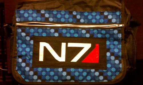Mass Effect Bag