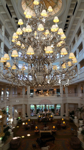 Disney World The Grand Floridian Villas Review
