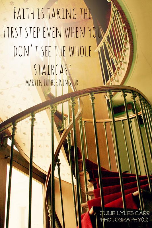 paris staircase edit