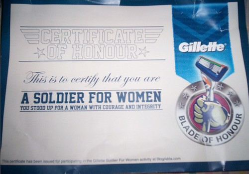 SOLDIER FOR WOMEN