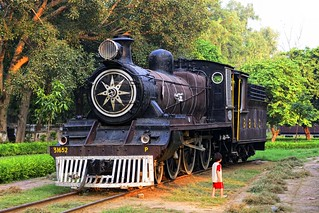 Ride the mono rail at National Rail Museum - Things to do in New Delhi