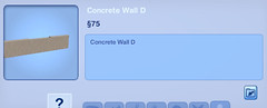 Concrete Wall D