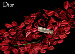 Cartel anuncio Dior