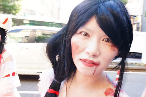 Kawasaki Halloween Parade 2013 59