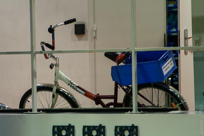 Высокоскоростные велосипеды