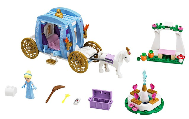 LEGO Disney Princess 41053 - Cinderella's Dream Carriage