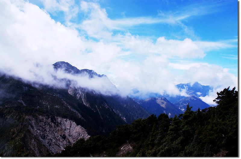 秀姑巒山(From 馬博)