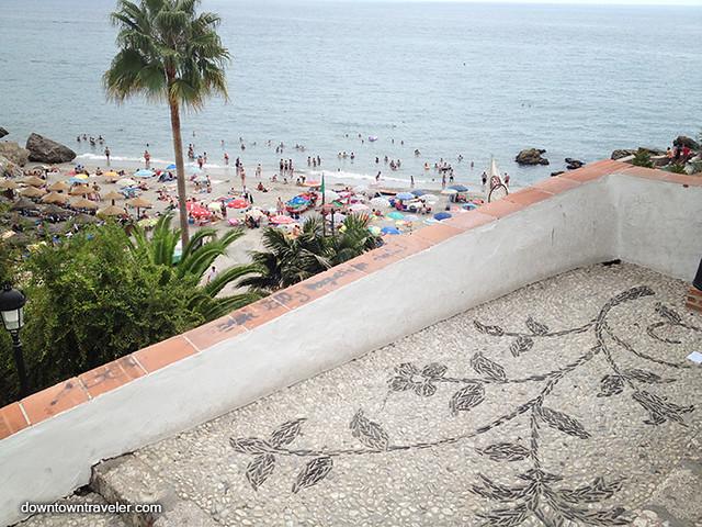 Nerja beach spain 10