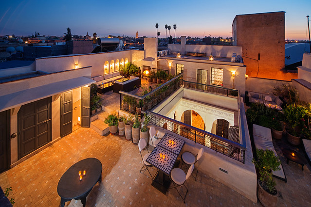 Star, Chic Luxury Riad in Marrakech
