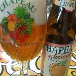 ベルギービール大好き!! シャポー・アプリコット Chapeau Abricot