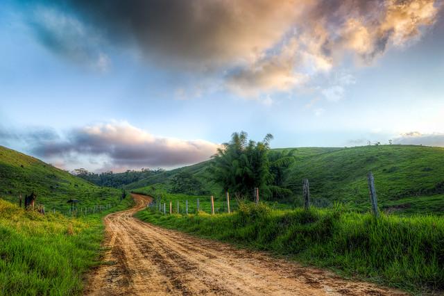 Caminho para Santa Ignácia