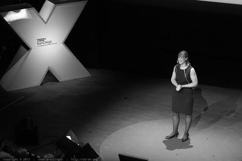 Kathy Myers introduces the Experience Break   TEDxSanDiego 2013