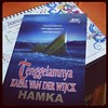 Finally get to read this book...tq dear friend