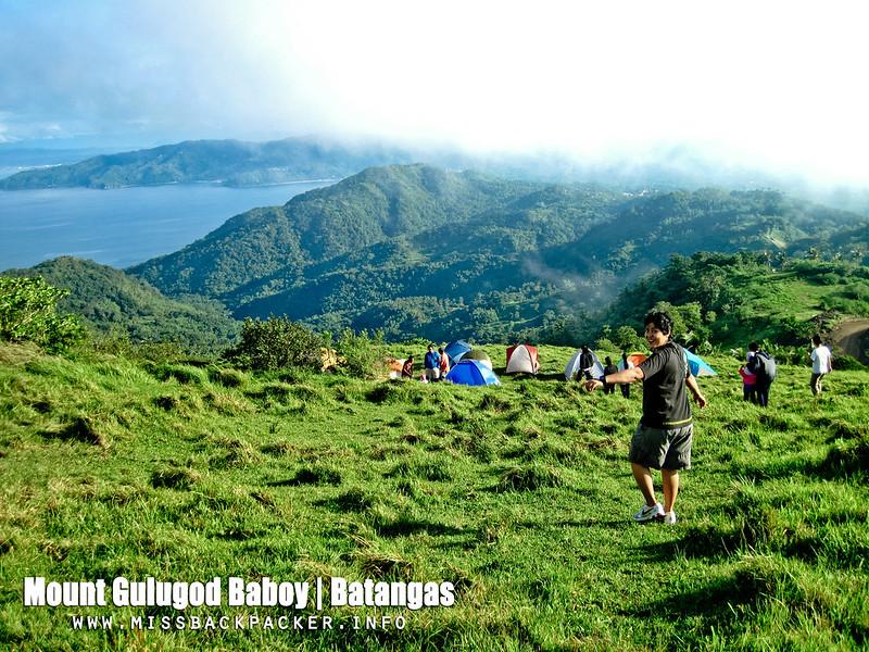 Mount Gulugod Baboy
