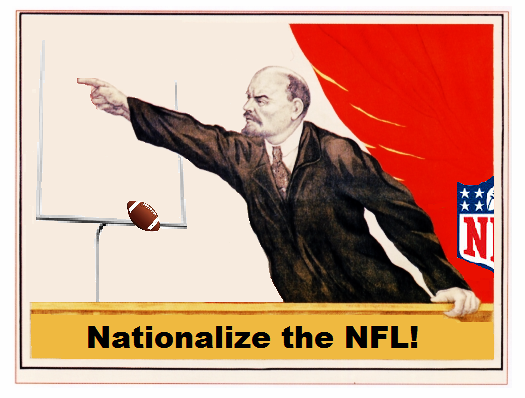 Nationalize Pro Sports!