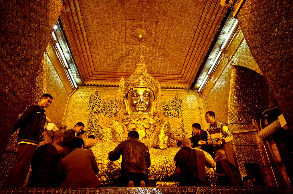 Pure gold,  Mandalay