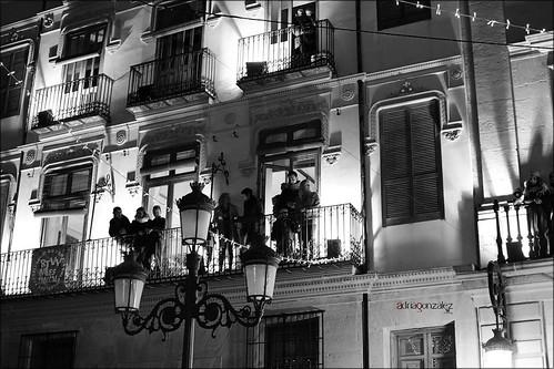 balco de l'Ajuntament by ADRIANGV2009