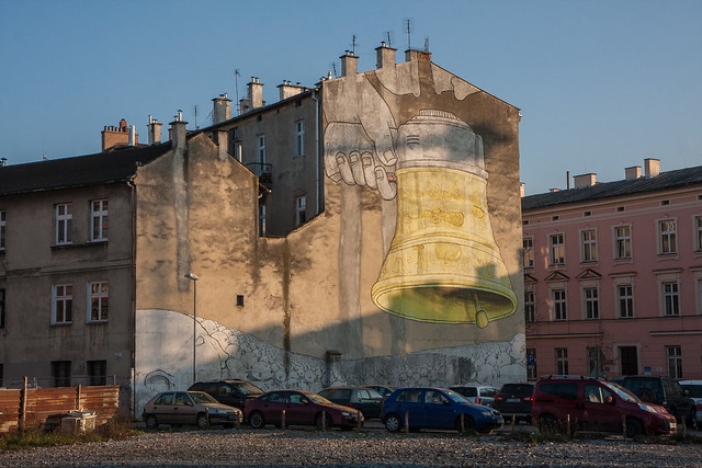 Blu, Krakow