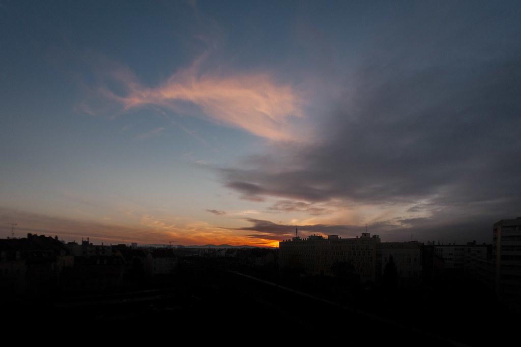 January photo challenge #12 : Sunset