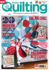 Love Patchwork & Quilting Issue 2