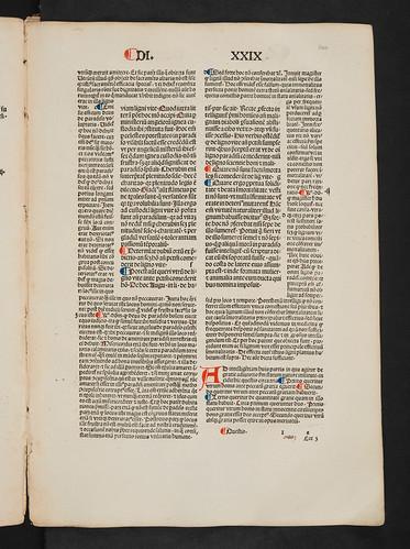Corrected signature in  Petrus Lombardus: Sententiarum libri IV