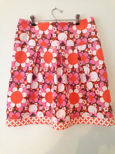 Joel Dewberry/Meadow Spirit Skirt