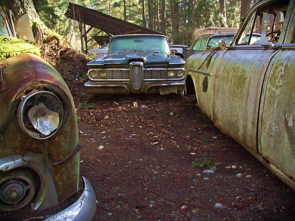 Edsel - Trust Salvage - Auburn WA