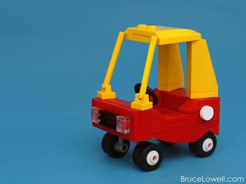LEGO Cozy Coupe