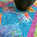 247_Rainbow Batik Table Runner_c