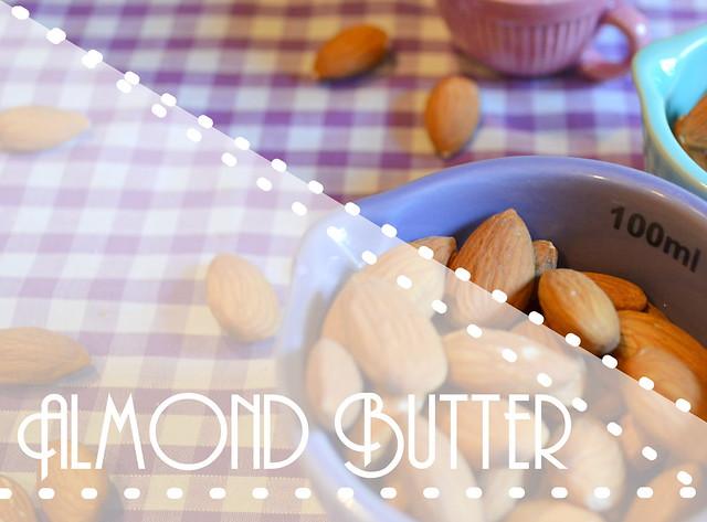 almond butter title