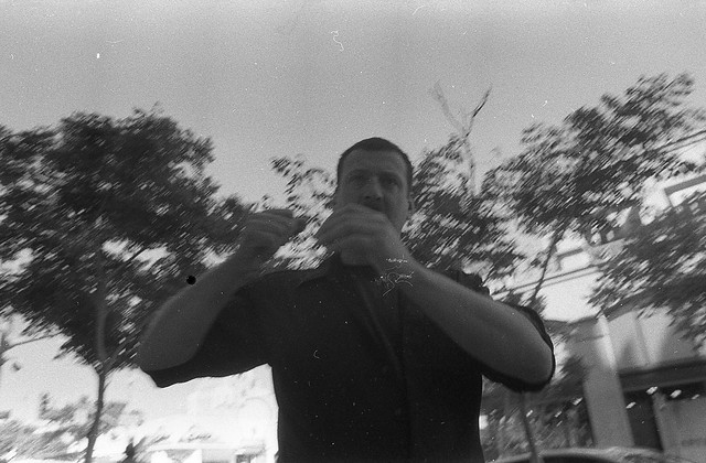 Found Film: Mike in SFO
