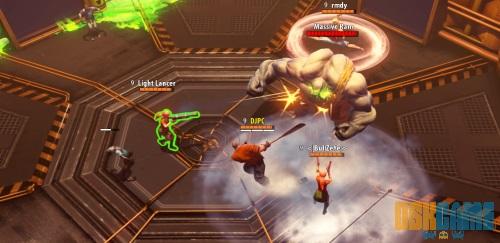 Dead Island Epidemic, Lucha contra jefe final