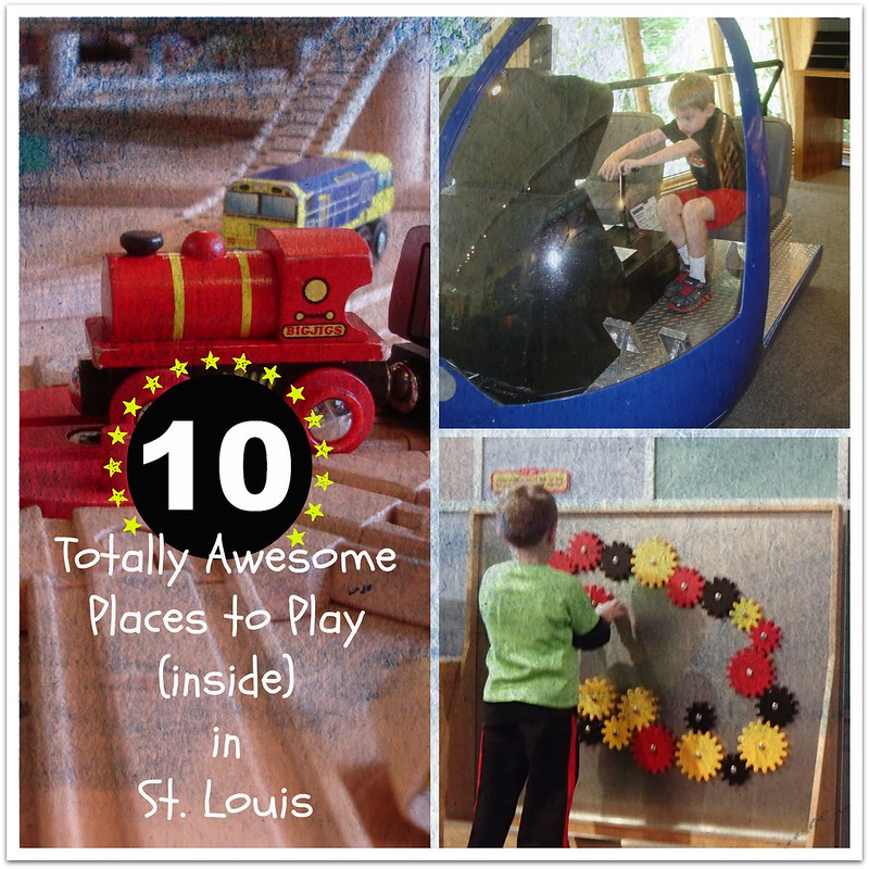 Indoor Places To Take Pictures: 10 Free Indoor Places To Play In St. Louis