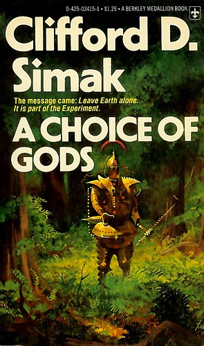 a choice of gods by pelz