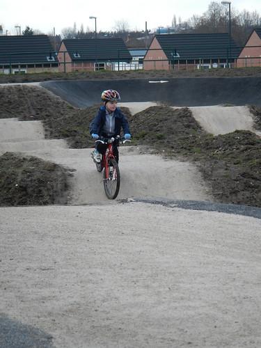 Osmaston pump track
