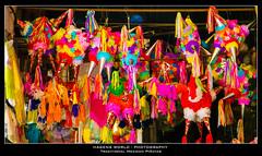 Traditional Mexican Piñatas