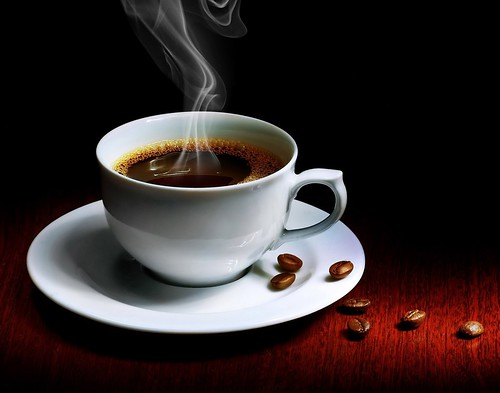Secret Benefits of Drinking Coffee @ GOURMANDIA