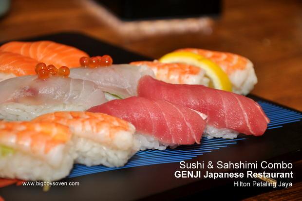 Genji Japanese Restaurant Hilton Petaling Jaya 6