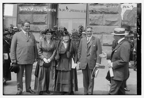 Gov. Willis & wife, & M.T. Herrick & wife (LOC)