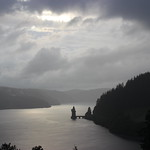 Lake Vyrnwy at Dusk