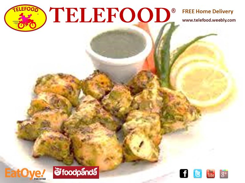 food home delivery by telefood karachi