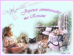 Joyeux Anniversaire Ma Roro Aujourd Hui Ma Petite Filleu Flickr
