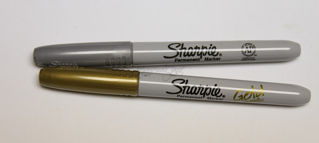 Sharpie Metallic Markers
