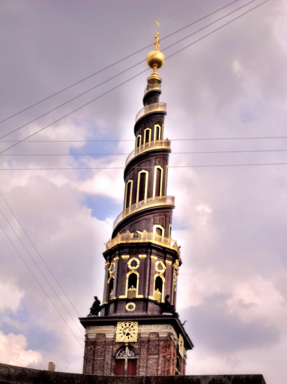 For Frelsers Kirke, Copenhagen