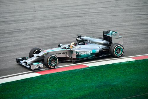 Mercedes AMG Petronas F1 Team F1 W05
