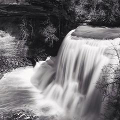 Burgess Falls Long Exposure.